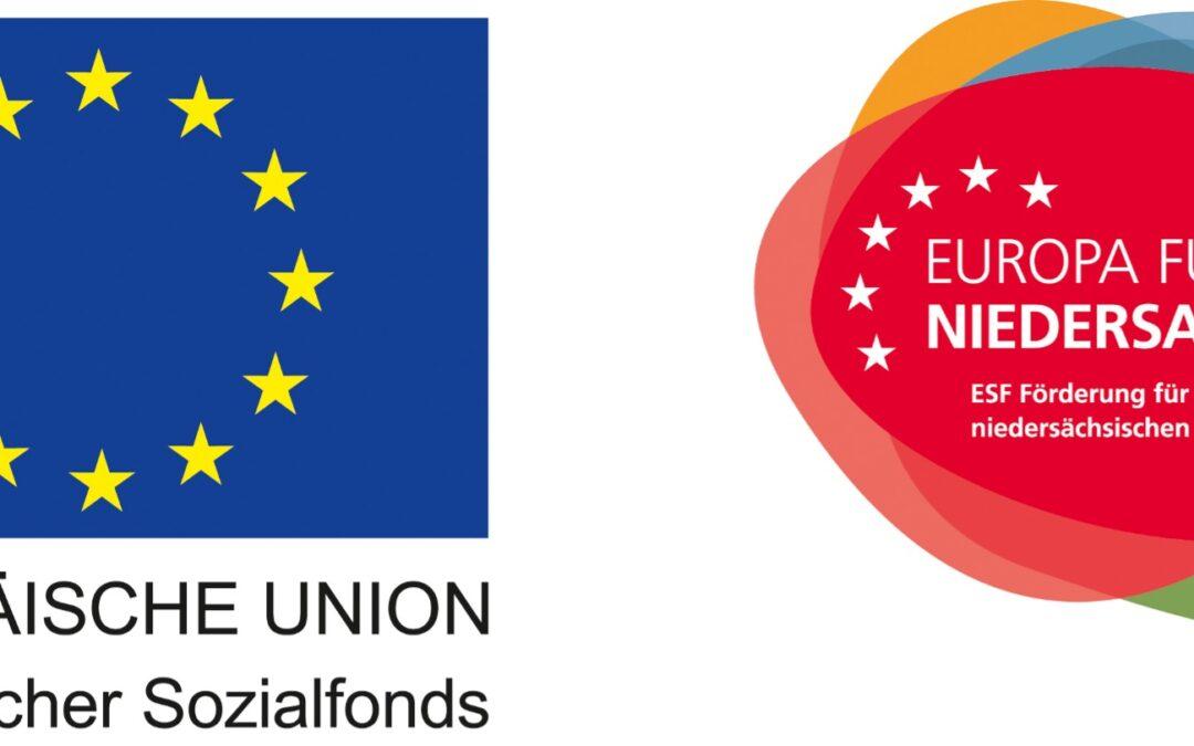 Weiterbildung wird durch Mittel der Europäischen Union (EU) gefördert